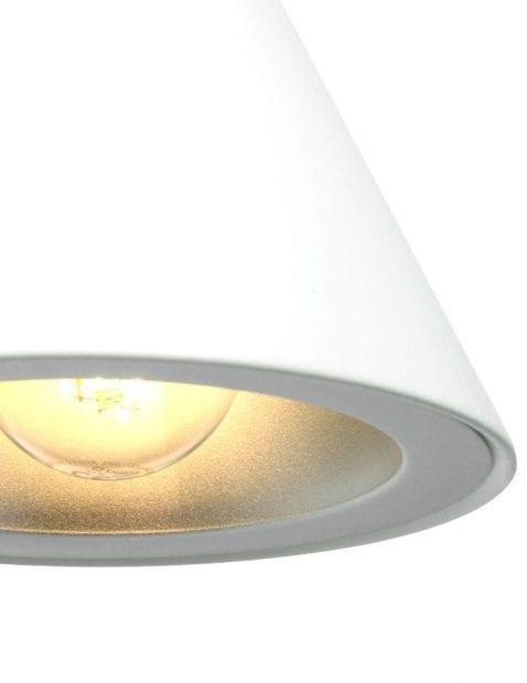 hanglamp met 5 lichtbronnen