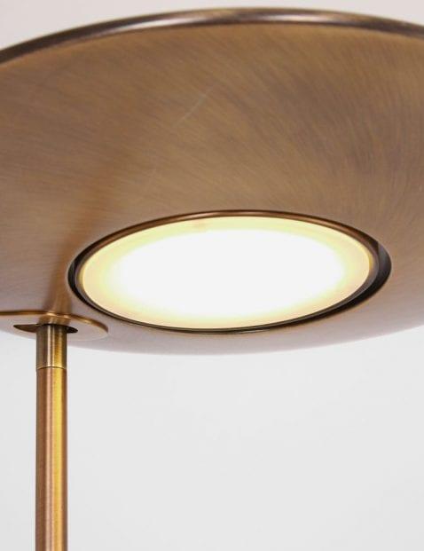 led bronzen lamp