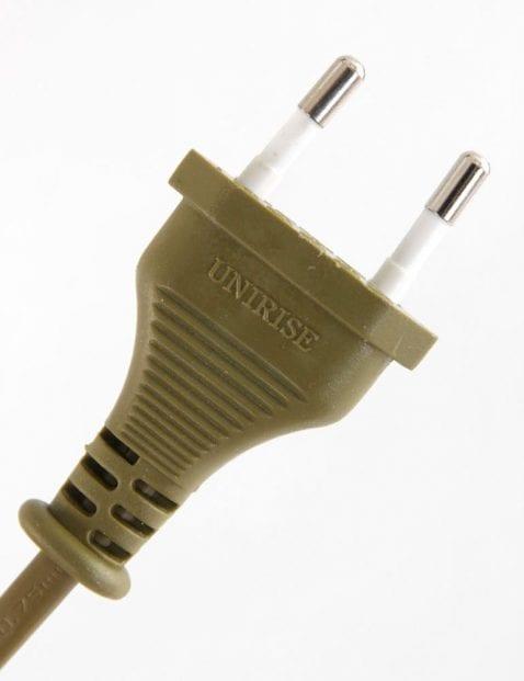 led leeslamp stekker