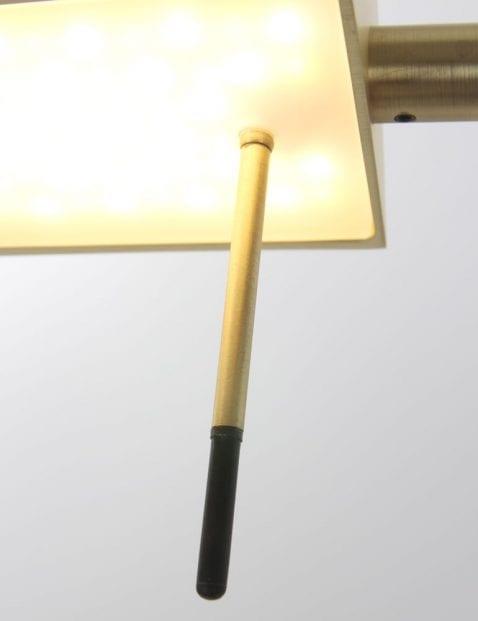 led messing leeslamp