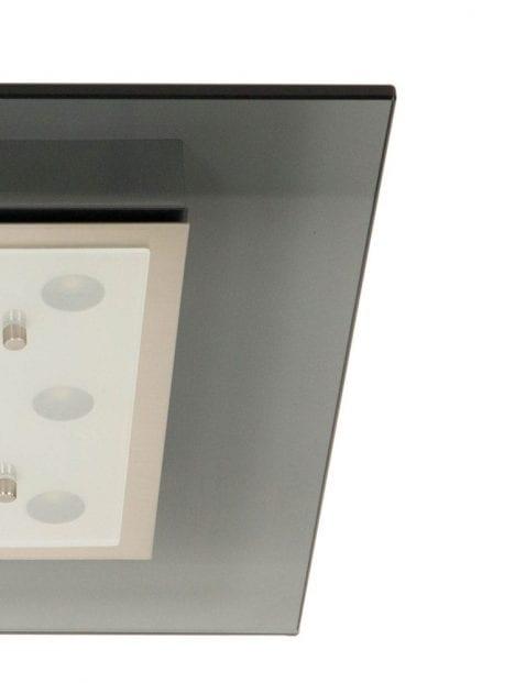 led vierkante plafondlamp