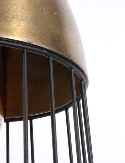 metalen draadlamp