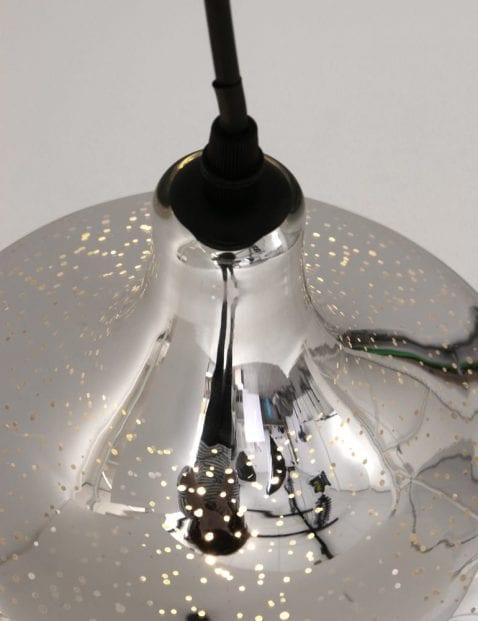 metalen oosterse hanglamp