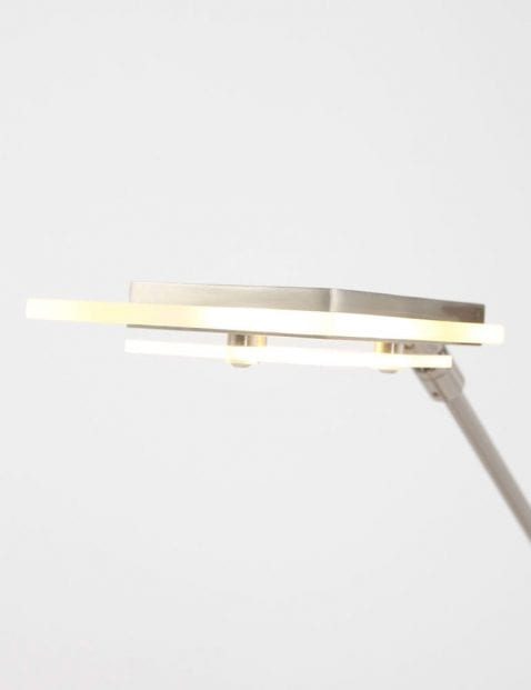 stalen led bureaulamp