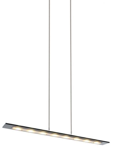 stalen led hanglamp