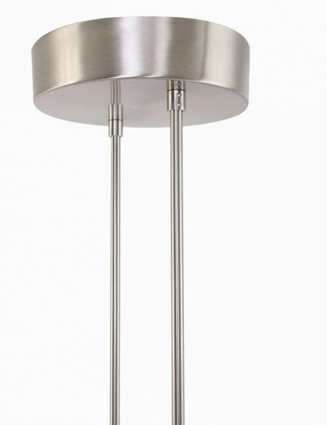 stalen metalen hanglamp