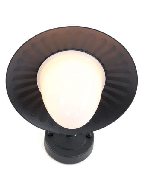 stallamp-zwart