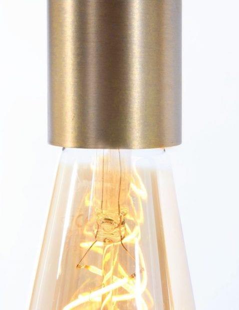 tafellamp brons 1 lichts