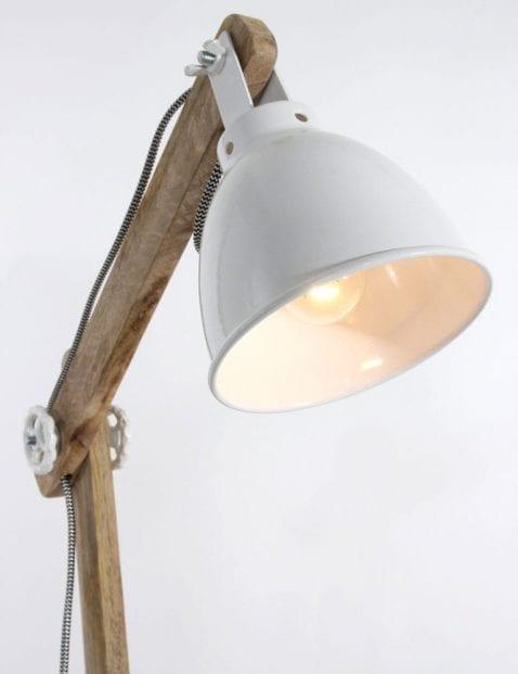 verstelbare landelijke bureaulamp
