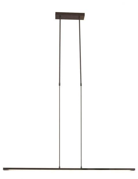 verstelbare stalen led hanglamp
