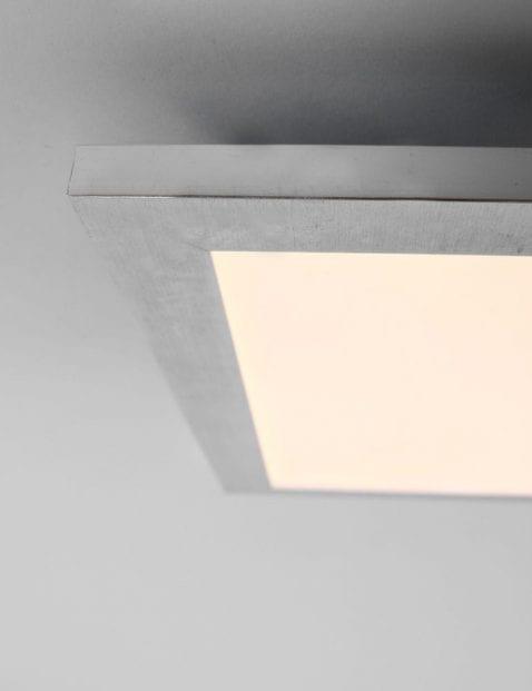 vierkante plafondlamp