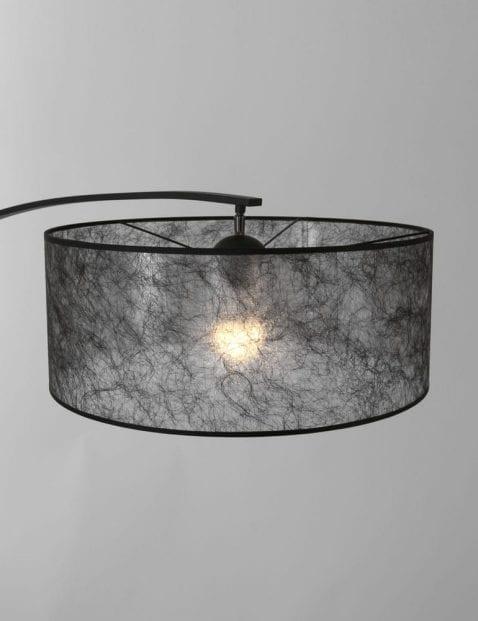vloerlamp booglamp met kap