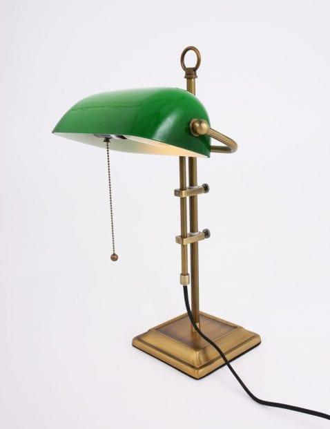 vloerlamp-groene-kap