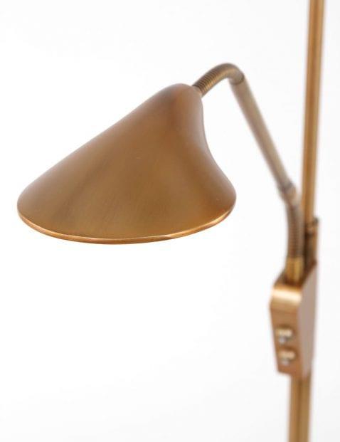 vloerlamp met led leeslamp
