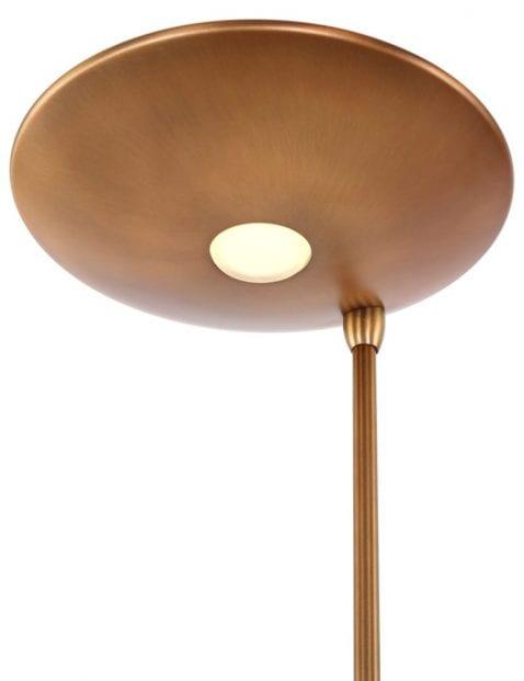 vloerlamp met led uplight