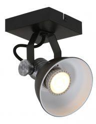 zwarte-plafondlamp