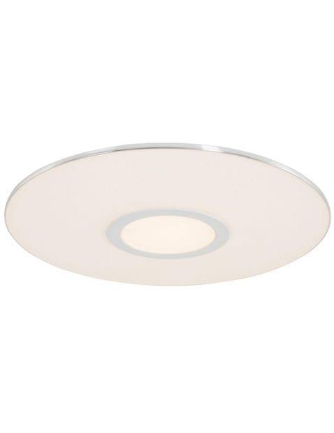 Witte ronde plafondlamp