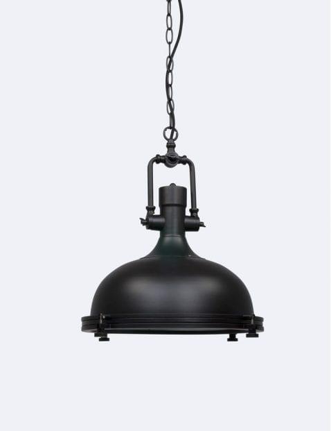 hanglamp industrieel zwart