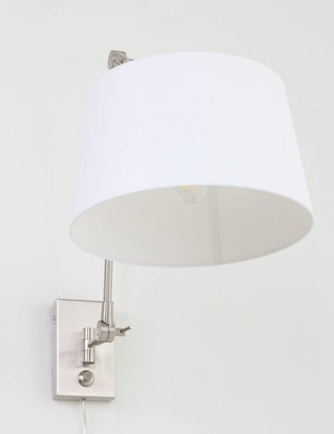 Witte lamp
