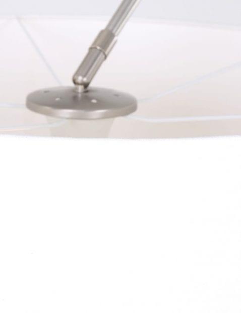 Witte booglamp