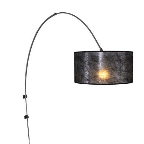 booglamp met zwarte kap
