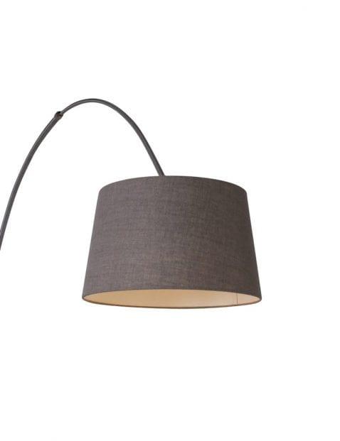 Wandlamp bruin