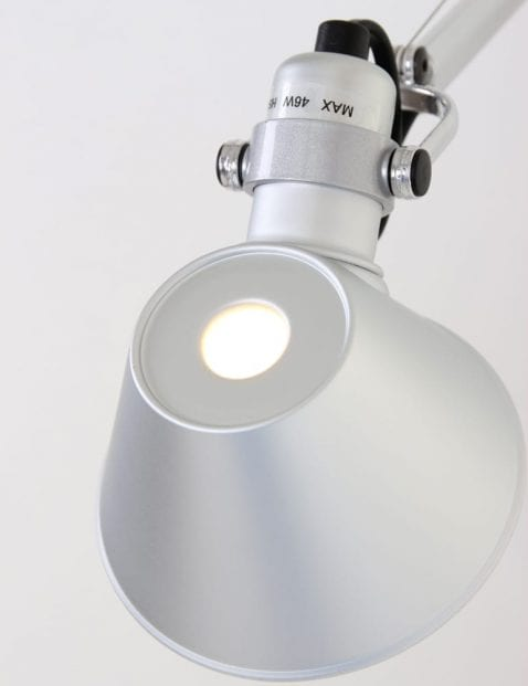 Artemide-Tolomeo-wandlamp-kapje