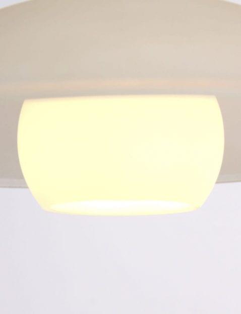 Bronskleurige lamp
