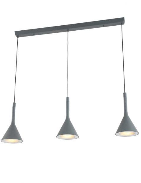 Grijze-hanglamp-cornucopia-steinhauer