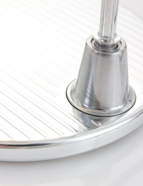 Tafellamp-Artemide-Tolomeo-staal-voet