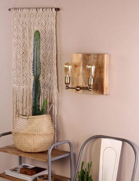Uniek-wandlampje-hout-authentiek