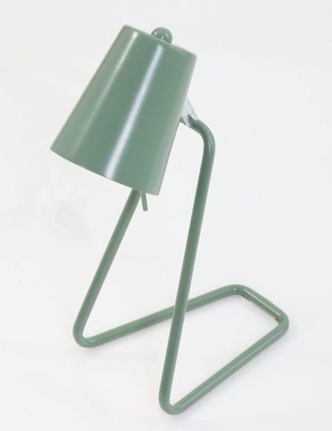 Unieke-tafellamp-stoer-groen