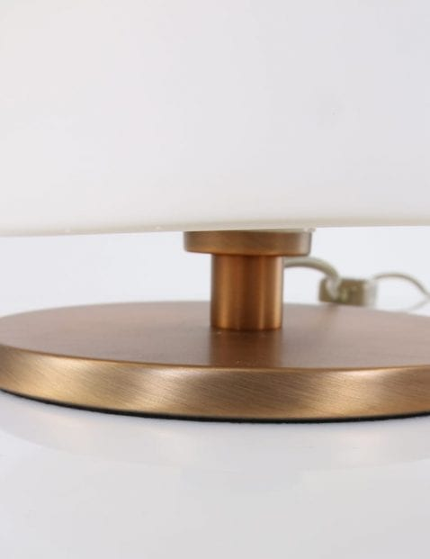 bronzen nachtlamp