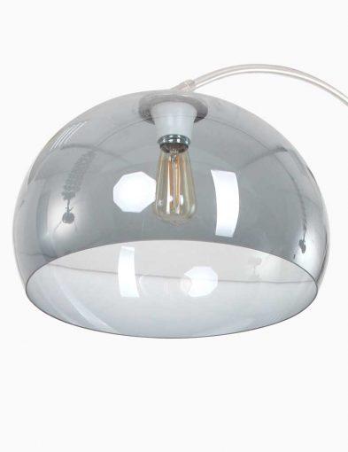 glazen kap voor booglamp