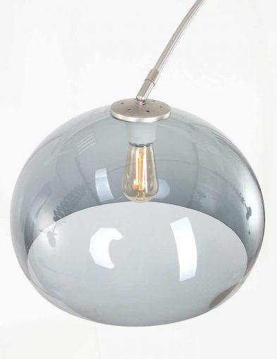 glazen kap voor stalen booglamp