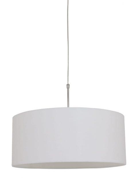 moderne-hanglamp-met-witte-lampenkap