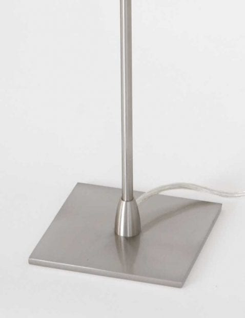 voet stalen tafellamp