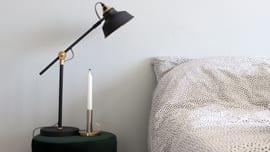 Tafellamp-goud-met-zwart
