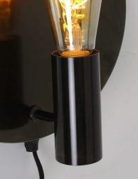 zwarte-wandlampen