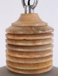 Landelijke eettafellamp