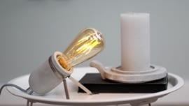 Kleine-tafellamp