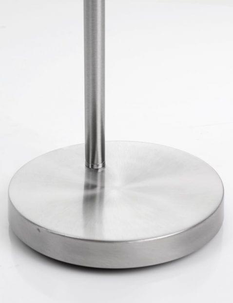 Vloerlamp leeslamp staal