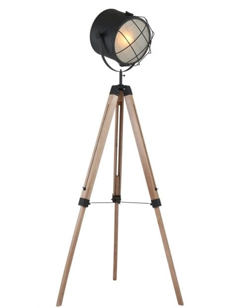 Verstelbare Scandinavische rooster vloerlamp