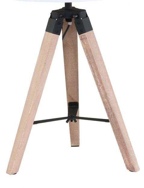 stoere scandinavische driepoot lamp