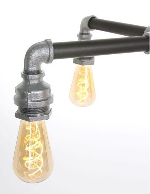 vijflichts eettafellamp