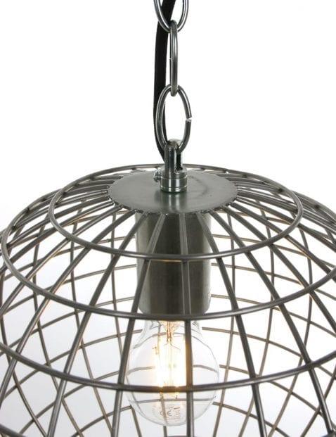 Expo ronde draadlamp