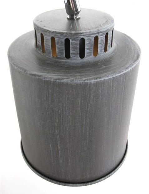 Betonlook vloerlamp