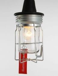 Industrieel hanglampje