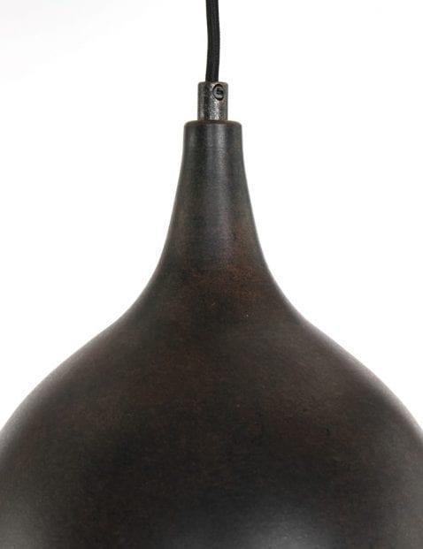 Hanglamp met kleine kap