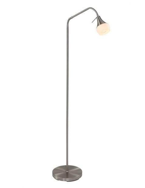 Stalen vloerlamp modern